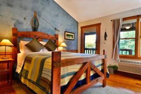 Bent Creek Lodge Bedroom
