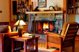 Bent Creek Lodge Living Room