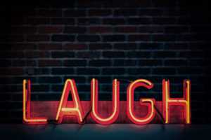 Laugh Sign